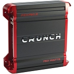 CRUNCH PZX750.2 2-channel Powerzone Car Amplifier 750W Peak Power