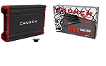 CRUNCH PZX1000.1 MonoBlock Powerzone Car Amplifier 1000W Peak Power