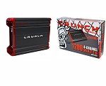 CRUNCH PZX1200.4 4-channel Powerzone Car Amplifier 1200W Peak Power