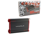 CRUNCH PZX1800.2 2-channel Powerzone Car Amplifier 1800W Peak Power